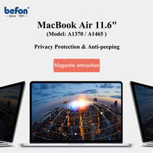 Protective-Film Anti-Peeping FILTER-SCREEN Laptop Privacy Macbook for Air A1370/A1465