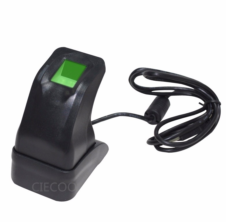 ZK4500 Fingerprint capturing reader device with USB USB enrollment reader sensor USB Bimetric capturing reader finger+free SDK