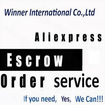 US $1 0 |Winner International Co ,Ltd Escrow service for any product you  need ! Aliexpress Escrow Order Service-in Openers from Home & Garden on