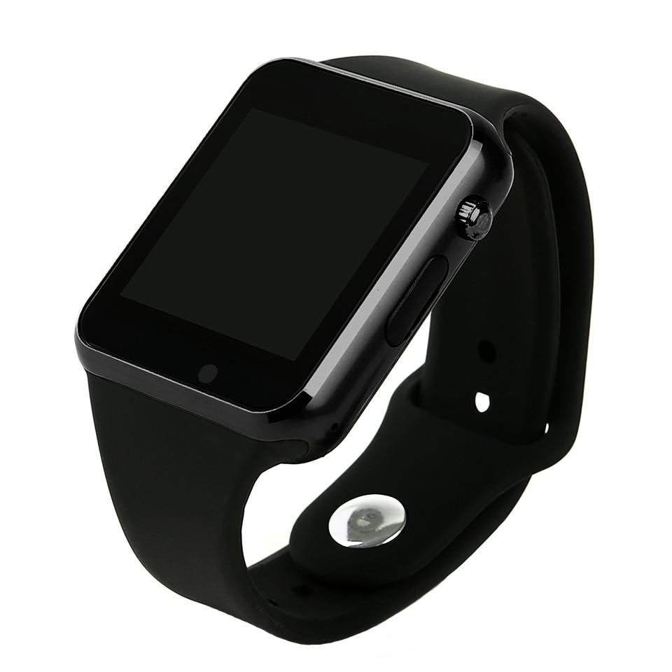 Smartwatch A1 für Android handys Support SIM TF karte Anruf smart watch a1 Empfangen informationen Fotografie Schrittzähler Wirtschafts geschenk