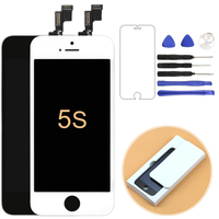 30PCS 100 NEW LCD For IPhone 5 5g 5C 5S LCD Display Screen Touch Digitizer Assembly