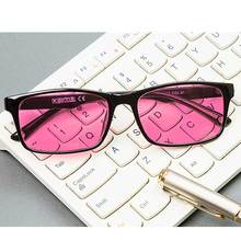 Men Color Blindness Eyeglasses Corrective Women Red Green Weakness Glasses Examination Colorblind Driver Eyewear