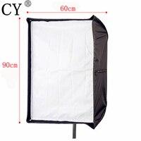 Photo Studio 60x90cm Umbrella Softbox Diffuser Reflector For Speedlite Flash Photography Soft Box Fotografia Light Box