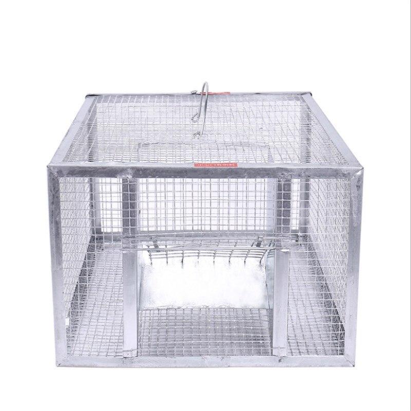 Grand piège à souris réutilisable continu automatique de ménage piège à souris d'appât attrape-souris piège à souris chasse souris de Rat Cage à rongeurs - 2