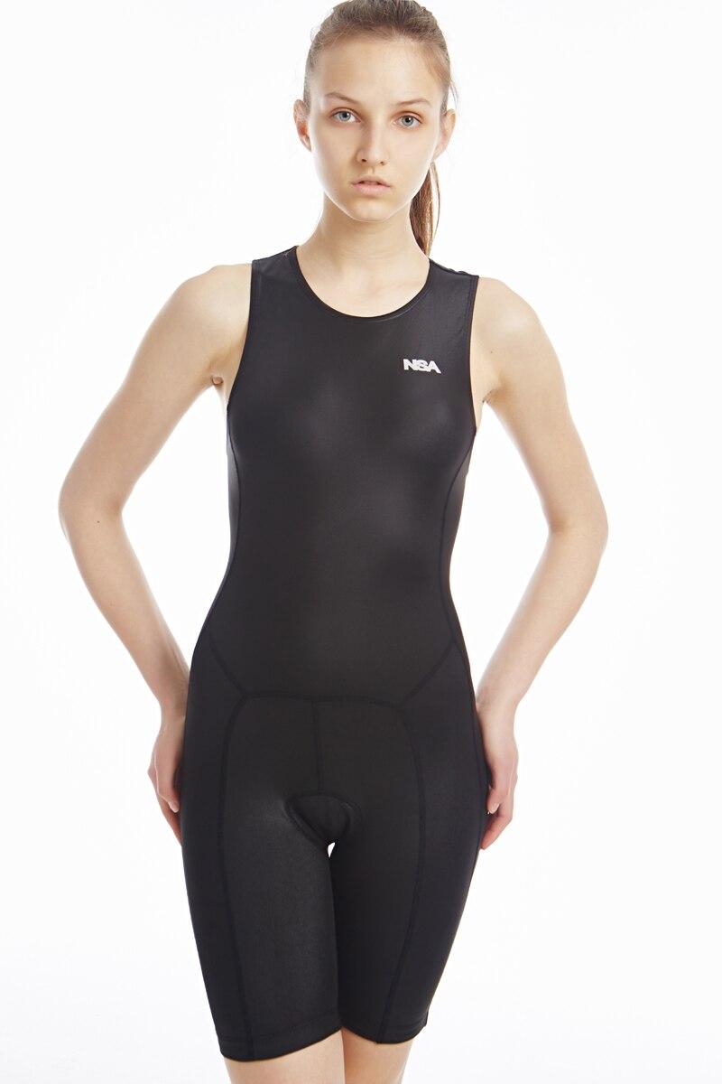 Ironman TRIATHLON мягкий tri костюм велосипед Велосипедный Спорт Велоспорт Спортивная одежда цельный рукавов Лето Комбинезоны для женщин