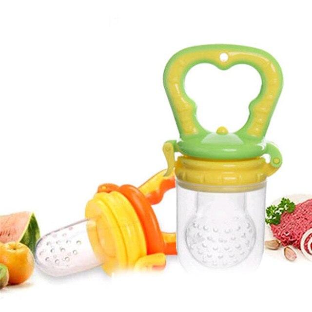 Baby Nippel Kids Safe Nippel Flaschen Fütterung Frische Obst Gemüse ...