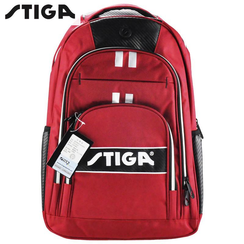 cfb92b482455 Detail Feedback Questions about 100% Genuine STIGA CP 24521 PU table tennis  bag shoes backpack sports FOR MEN AND WOMEN racket bags on Aliexpress.com  ...