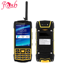 XENO N2 MT6580 Quad Core Android 6.0 1 ГБ ОЗУ прочный телефон Смартфон IP68 водонепроницаемый телефон противоударный 3 г русский Клавиатура GPS