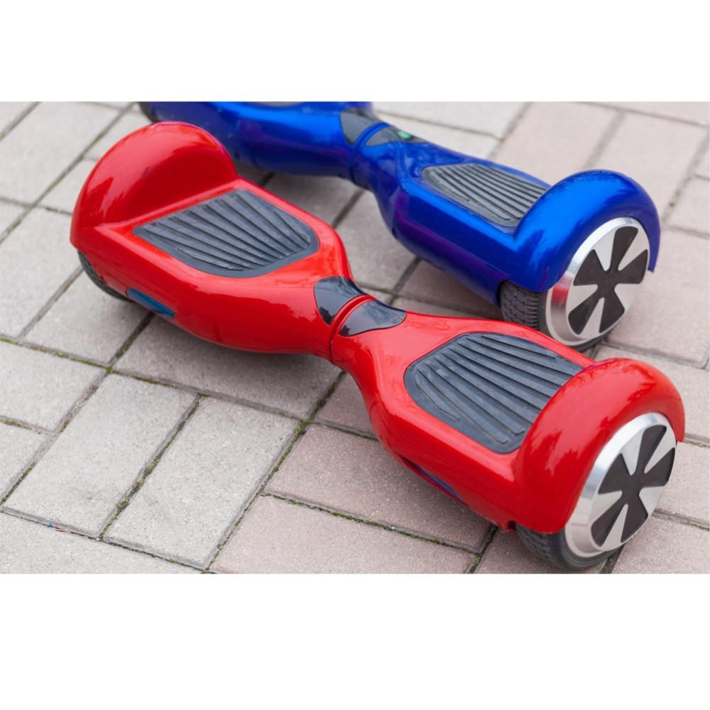 6 5 Inch Met Zak Rood Roze Self Balancing Scooter Elektrische Skateboard Hover Board Smart Balance Board Overboord Vespa in Ride On Cars from Toys Hobbies