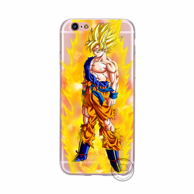 Cool Dragon Ball Iphone Case