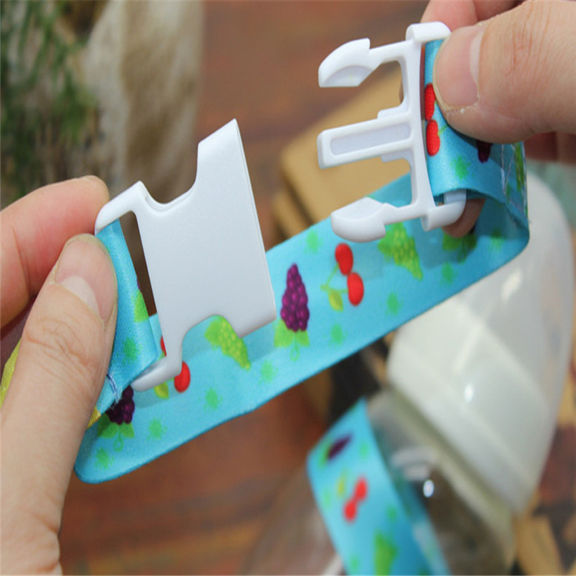 Cute Kids Baby Boy Girl Cartoon Stroller Toy Secure Loss Prevention Button Strap Chain Accessories For Baby 30MY10 (20)
