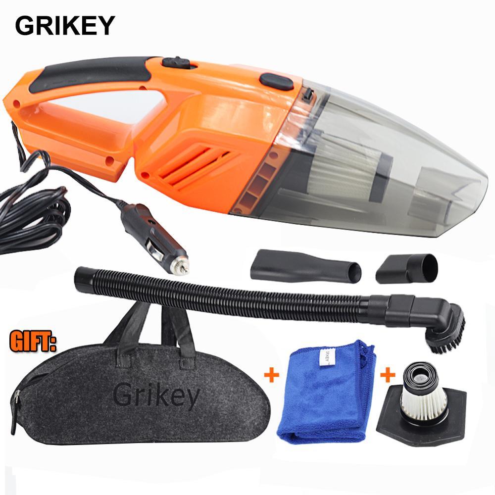 Car Vacuum Cleaner 120W Portable Handheld Vacuum Cleaner Auto Wet/Dry Car Vacuum Hand Va ...