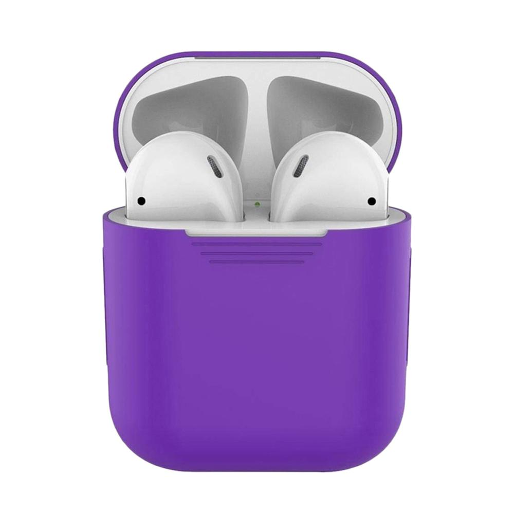 Silicone Wireless Earphone Box Charging Case Wireless Bluetooth Headset Case Protective Sleeve Cover For Earphones Box