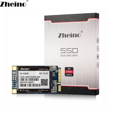 Zheino NEW Q2 64GB SSD Mini PCIE mSATA 64GB Solid state disk For Laptop Mini PC Tablet PC