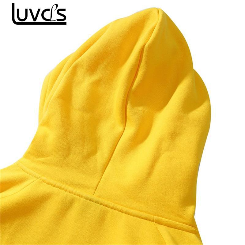 LUVCLS Men Tracksuit Cotton Hoodies Fashion Women Hip Hop Printed Hoodies Couple Women loose Streetwear Hoodies Valentines Day