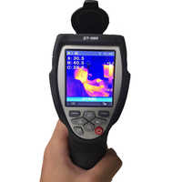 Display High Performance thermal imager Visual Infrared Thermometer infrared imaging camera