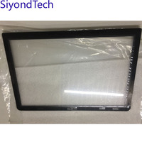Free Shipping!!!2PCS New Laptop LCD Screen Glass For Macbook Pro 17'' A1297 2009 2010 2011 Year
