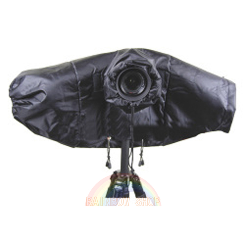 Newest Cotton Rain cover Winter camera rain coat Warm Protector Cold Resistant Waterproof thick snow cover