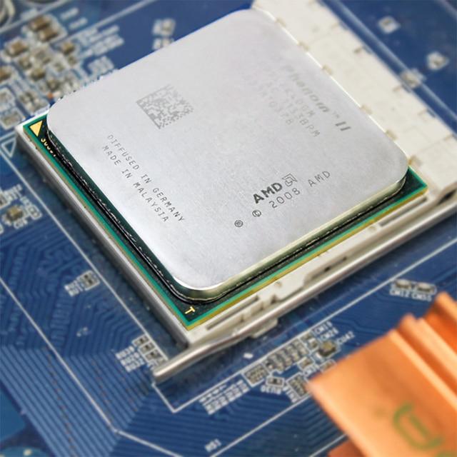 AMD Phenom II X6 1055T CPU Processor Six-Core (2.8Ghz/ 6M /95W ) Socket AM3 AM2+ 938 pin 2