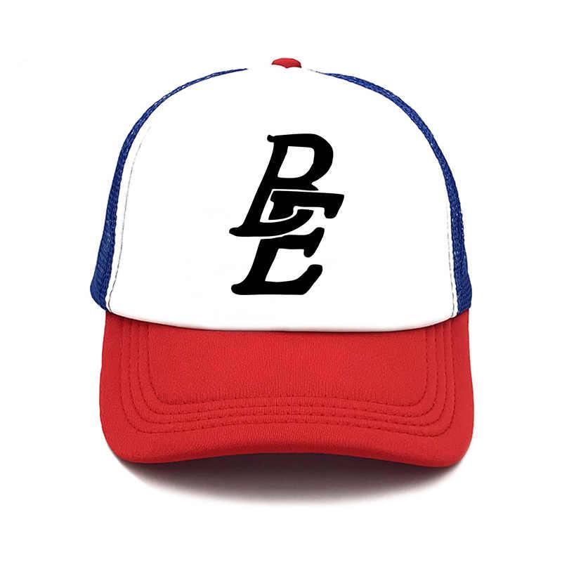 a045d36eacfad ... summer Men Women billie eilish Baseball Cap High Quality print letter  Cool Summer Baseball Mesh Net ...