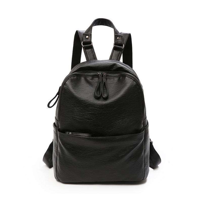 Homeda Women PU Leather Backpack High Quality Mochila Escolar School Bags For Teenagers Girls Top-handle Ladies Backpacks  L077 fashion women backpack high quality pu leather mochila escolar school bags for teenagers girls top handle backpacks