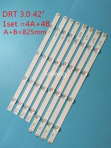 Image 2 - ชุดใหม่ 8pcs LED StripสำหรับLG LC420DUE 42LF652 42LB5500 INNOTEK DRT 3.0 42 นิ้วB 6916L 1710A 6916L 1709A