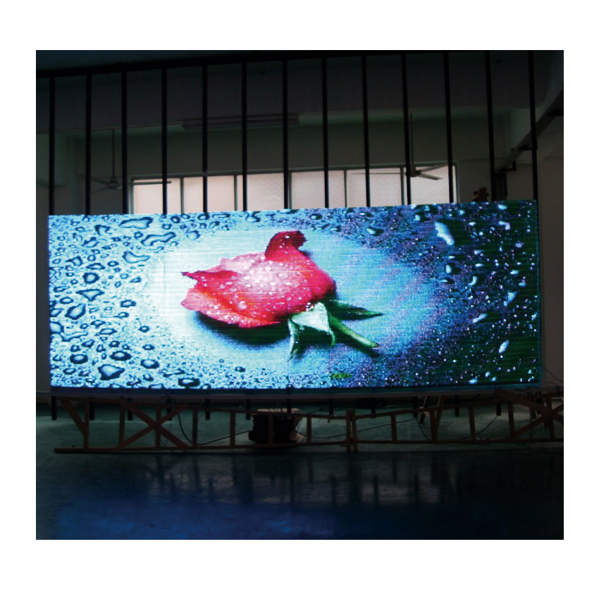 Led Indoor Display 500×500mm Cabinet, Die Casting Aluminum Cabinet, P4.81 SMD Advertise Led Display Panels Led TV Wall Rental