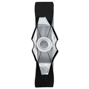 "Image 5 - 2PCS Godox 35x160cm 14 ""x 63"" רצועת כוורת כוורת רשת Softbox עם Bowens הר עבור סטודיו פלאש DE300 DE400 SK300 SK400"