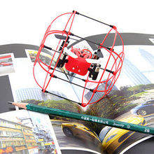 Best Children's toy Skytech M66 4CH 6 Axis Mini RC Quadcopter 2.4GHz Electric Toys for Children' Gift Flying/Running/Climbing