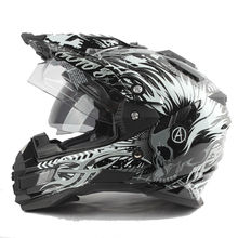 casco moto integral brand THH tx27 motocross helmet cross helmet moto helmet with dual lens atv mtb downhill gost metal blacknew