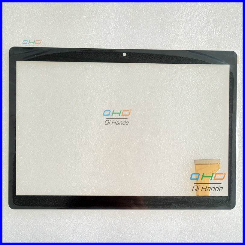 New Touch 50Pin For 9.6'' Inch IRBIS TZ968 3G TZ 968 Tablet Capacitive touch screen panel Digitizer Sensor Replacement new touch screen capacitive screen panel digitizer glass sensor replacement for 7 inch irbis tz55 3g tablet free shipping