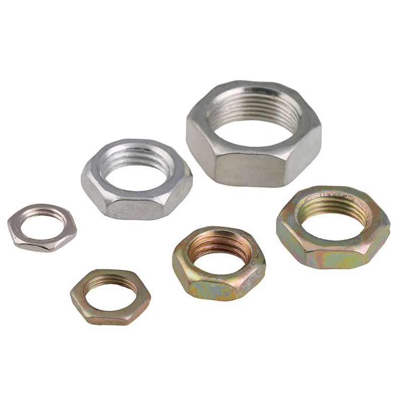 The Hillman Group 2527 8-32-Inch Stainless Steel Hex Nut 30-Pack