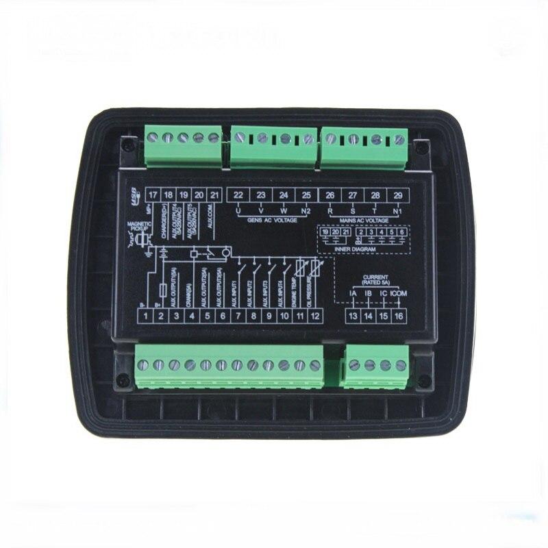 LXC3120 LIXiSE générateur diesel ats module de contrôleur oringal de haute qualité - 6