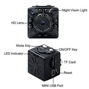 Image 5 - SQ10 100% الأصلي مصغرة كاميرا مصغرة ليلة كاملة HD 1080 P كاميرا مسجل HD محس حركة مايكرو كاميرا بـ USB الأشعة تحت الحمراء الرؤية كاميرا