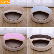 Petshy Pet Dog House Cat Nest Breathable Foldable Washable Dogs Kennel Comfortable Puppy Cats Tent Small Sleeping Bag B