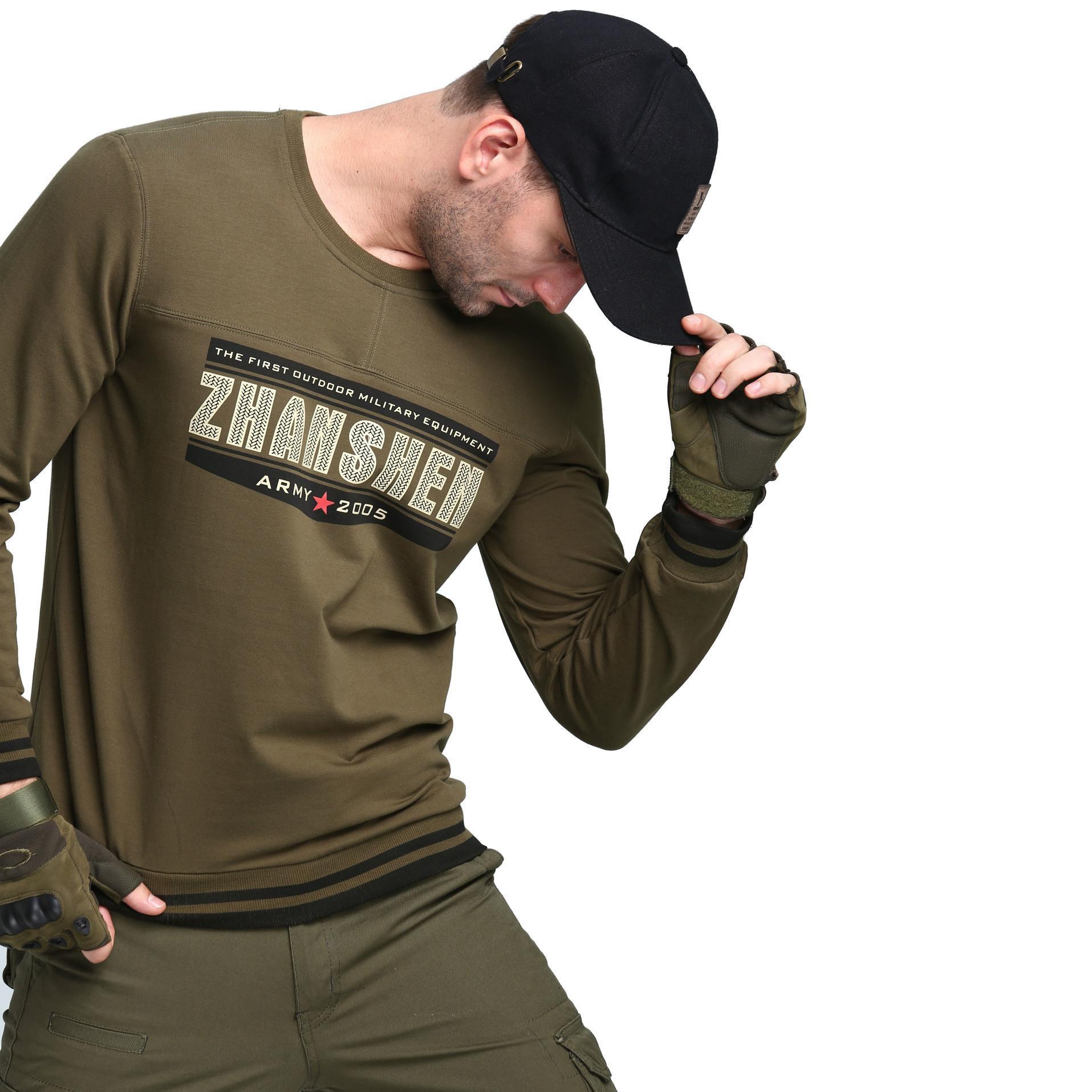 Zuoxiangru Outdoor Sports Hiking Camping Disciplinarian Thin Pullover Basic Fleece Clothing Tactical Thermal Jacket