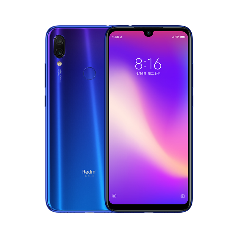 Image 4 - New Xiaomi Redmi Note 7 Pro 6GB 128GB Telephone Snapdragon 675 Octa Core 4000mAh 6.3 Water Drop Full Screen 48+13MP Smartphone-in Cellphones from Cellphones & Telecommunications