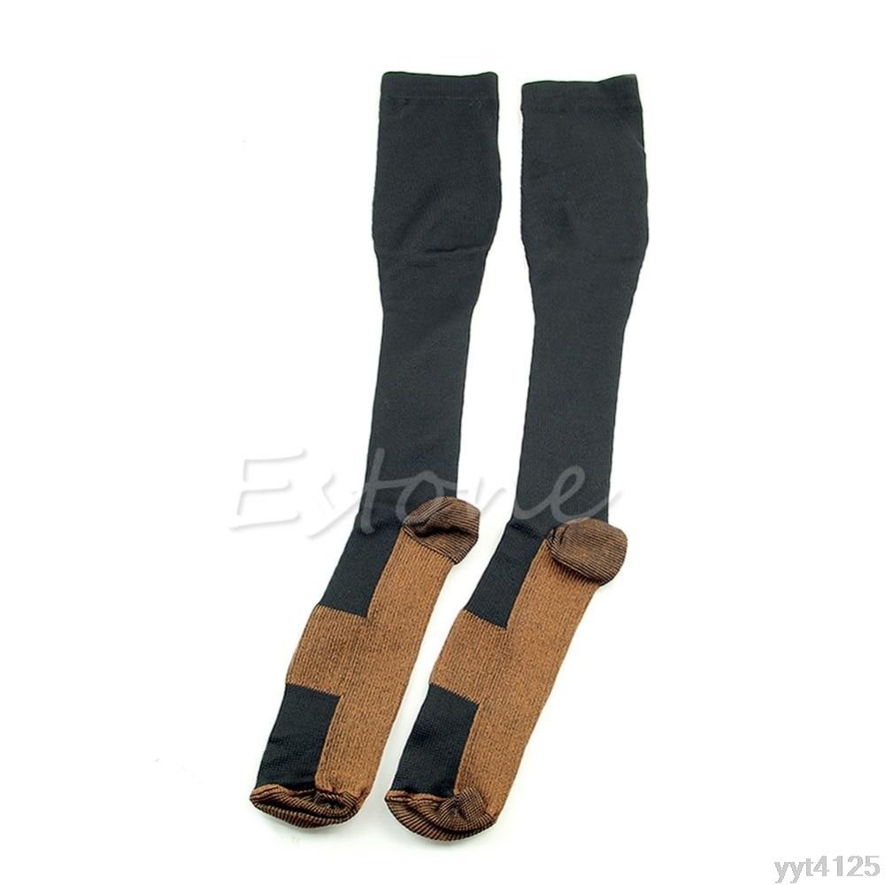 1Pair Women Slim Leg Sleep Compression Socks Varicose Veins Thigh