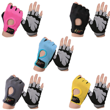 Anti-skid Sports Body Building Gloves