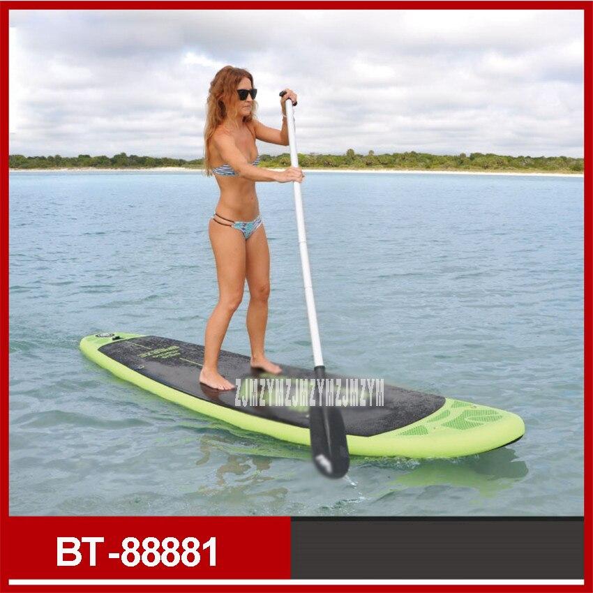 BT-88881 300*75*10 cm Projet 178L pieds gonflable planche de surf stand up paddle board gonflable planche de surf sup paddle bateau max 95 kg