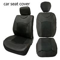 Dewtreetali Auto Car Seat Covers Universal PU Leather Automobiles Seat Covers Car Styling For KIA Lada