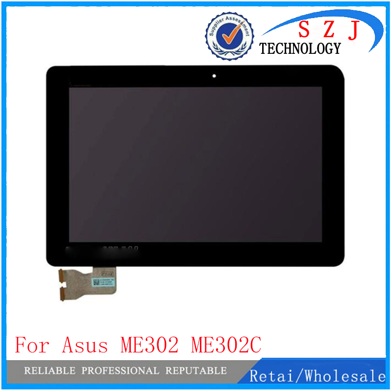 New 10.1'' inch Best Quality ME302KL LCD For ASUS MeMO Pad FHD10 ME302 LCD Display Touch Screen Digitizer Assembly + Frame new 10 1 inch best quality me302kl lcd for asus memo pad fhd10 me302 lcd display touch screen digitizer assembly