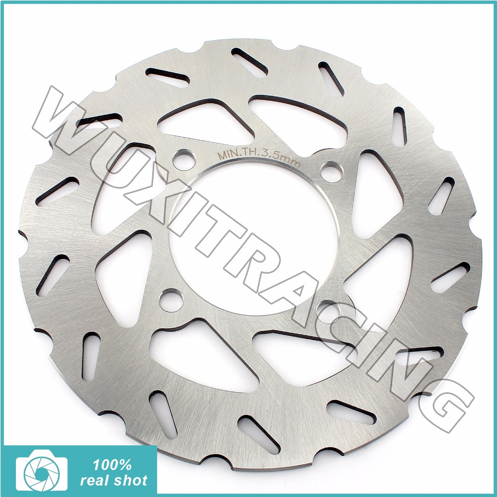 ATV Dirt Bike Quad Light Weight Front Brake Disc Rotor for POLARIS 450 50 525 S Outlaw MXR IRS Predator/TLD 03 04 05 06 07 08-11
