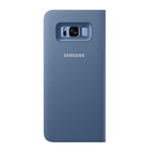 Samsung D'origine LED Vue Couverture Intelligente Téléphone étui pour Samsung S8 s8 + Avec Fonction Sommeil 6 couleurs - 3
