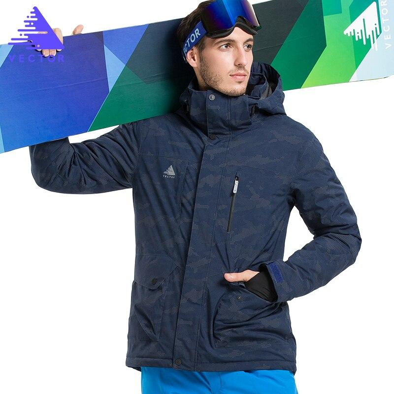 VECTOR Brand Ski Jackets Men Women Professional Winter Warm Skiing  Snowboarding Jacket Waterproof Snow Clothing HXF70006 - aliexpress.com -  imall.com fa14da242