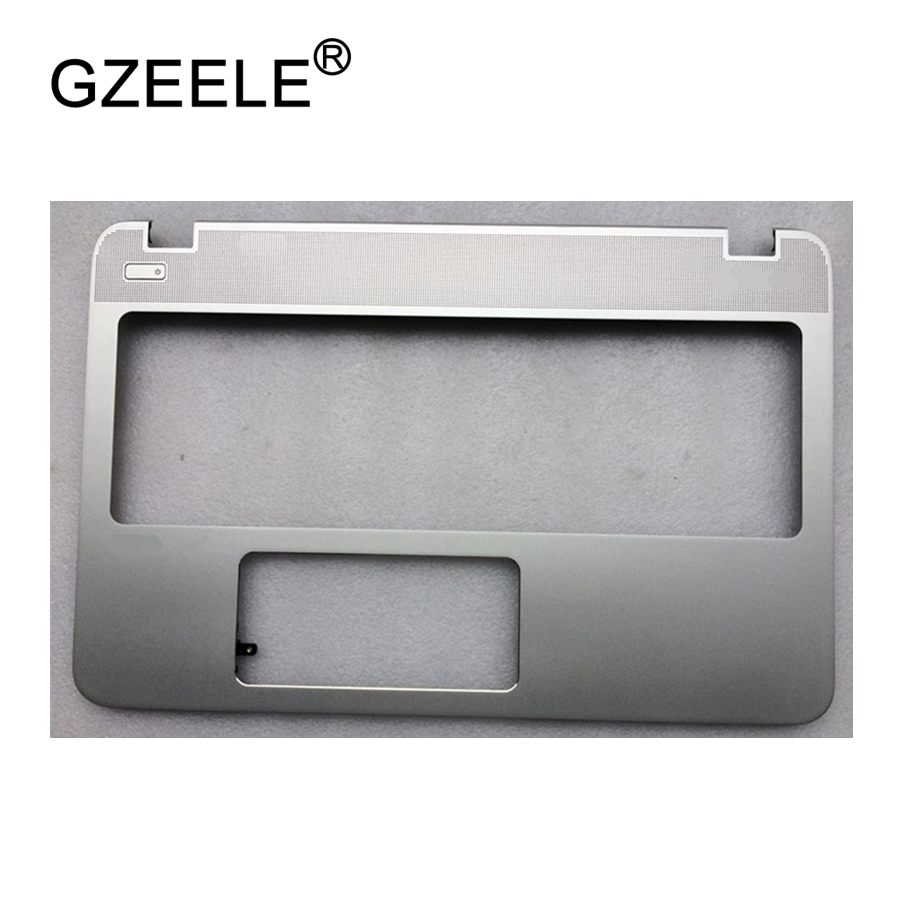 GZEELE New For HP ENVY M6 M6-N Top Upper Case Palmrest 760040-001 774153-001 brand new for hp compaq presario v3000 palmrest top case 417097 001 silver free shipping