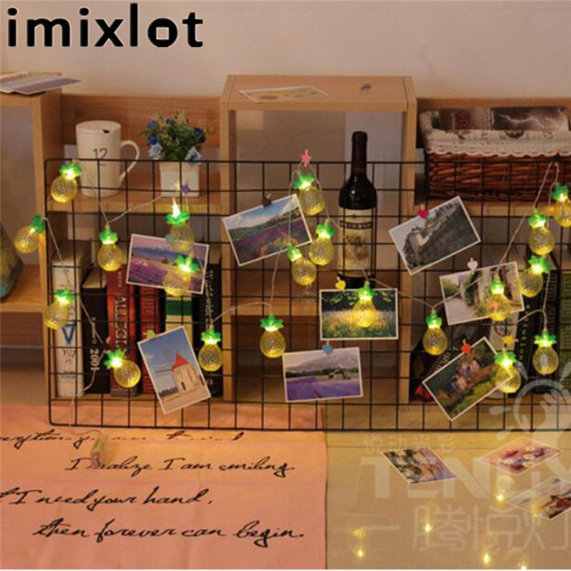 Imixlot 1m Hot Ing Korean Style S Decoration Light Net Red Room Party Supplies Diy Home Wedding Hanging Decorations