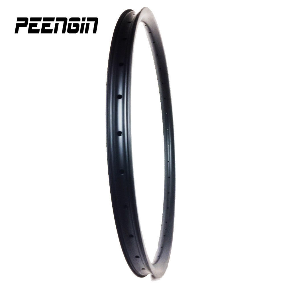 carbon wheel 26/27.5/29er hookless neumaticos de bicicleta MTB rim 35mm width clincher tubeless compatible Cross Country/XC ride цены онлайн