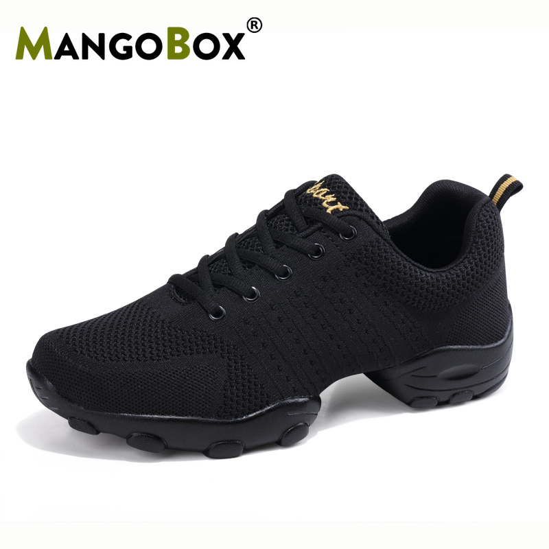 Athletic/ Dancing shoes Training shoes Gymnastic training dance Leather shoes