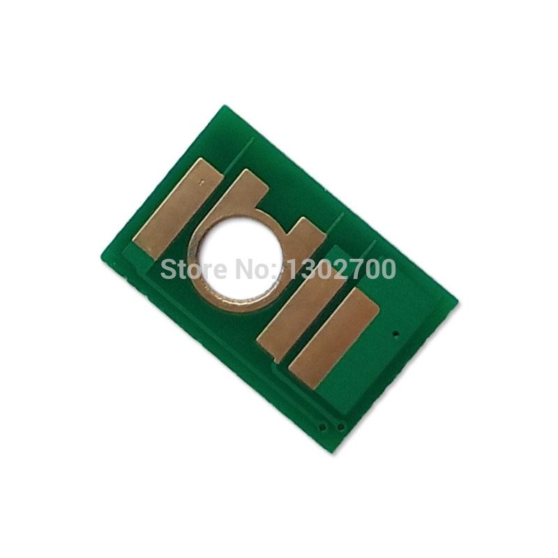 4 x Toner Reset Chips Ricoh C5100 KCMY For Ricoh Pro C5100S Ricoh Pro C5110S